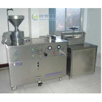 供應豆漿豆腐機QDJ-160