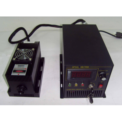 LWGL532nm (2W-5W)激光器