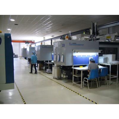 中威EH系列电液伺服注塑机