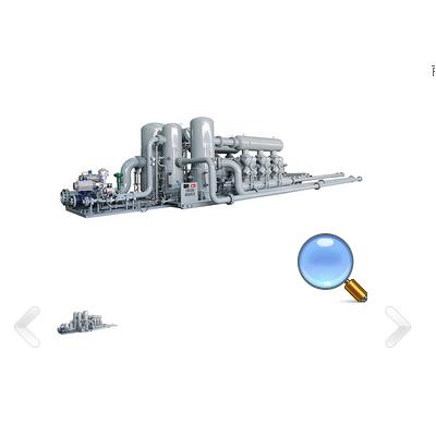 油氣田用撬裝式天然氣壓縮機