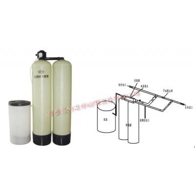 全自動軟水器(雙罐)