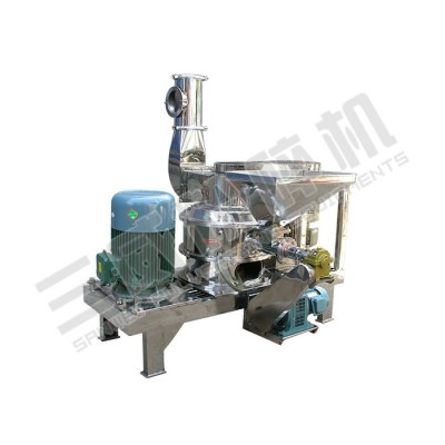 磨粉机/ACM气流涡旋微粉碎机(不锈钢水冷型)