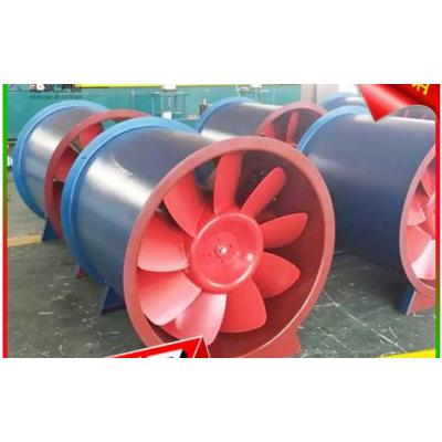 HTFC(A)风机箱高温消防低噪音风机-混流风机