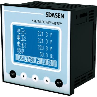 SMT18T 系列液晶显示智能电力仪表