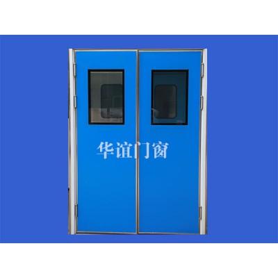 鋼制凈化門窗自由門