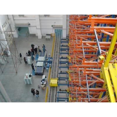 自動化立體庫-冷庫貨架