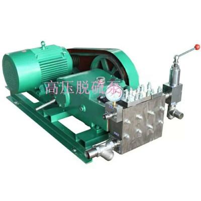 高壓柱塞泵/高壓脫硫泵