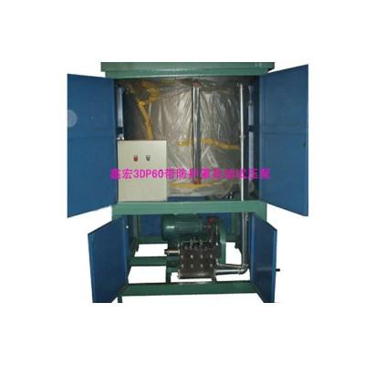 高壓柱塞泵/3DP60帶防護罩自動試壓泵