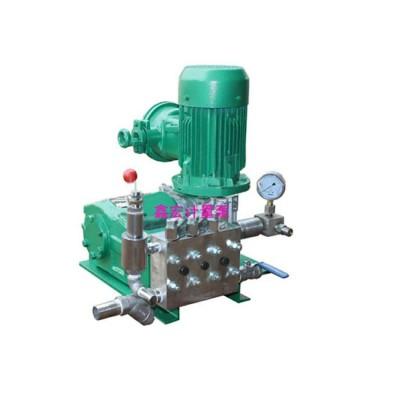 高壓柱塞泵/計量泵