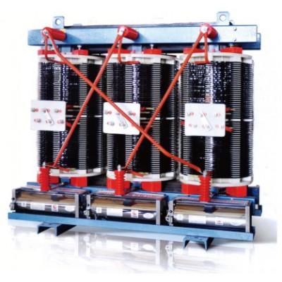 整流变压器/SG(B)10系列非包封H级干式电力变压器1