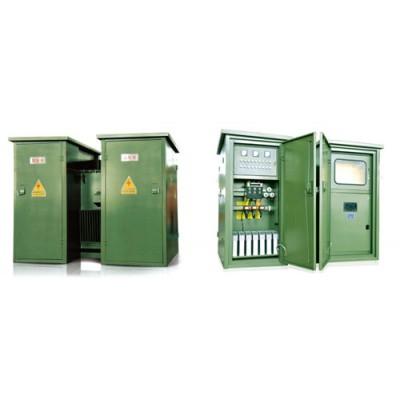 整流变压器/ZGS11-H(Z)系列组合式变压器2