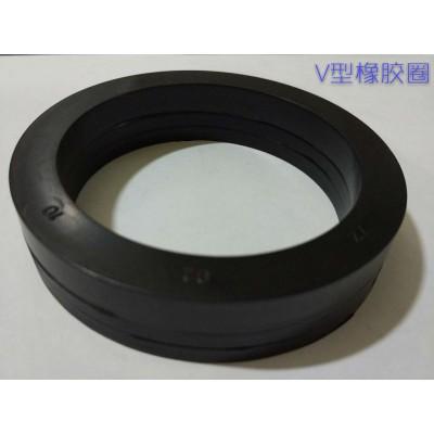 气缸密封圈/V型橡胶圈
