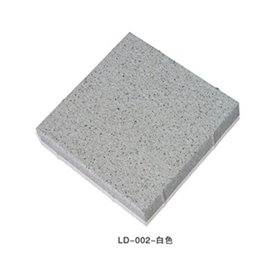 陶瓷透水磚/LD-002-白色