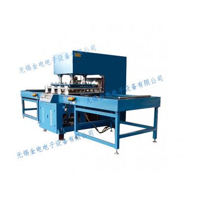 高頻機/全自動高頻機/單頭C型式車門板高頻焊接機