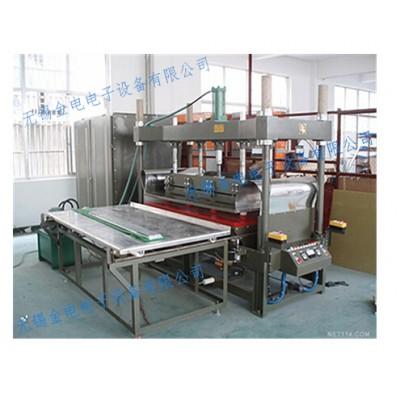 高頻塑料焊接機/高頻熱合機/油壓式高頻焊接機