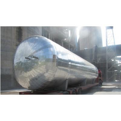 不銹鋼儲罐/大型不銹鋼氨水罐