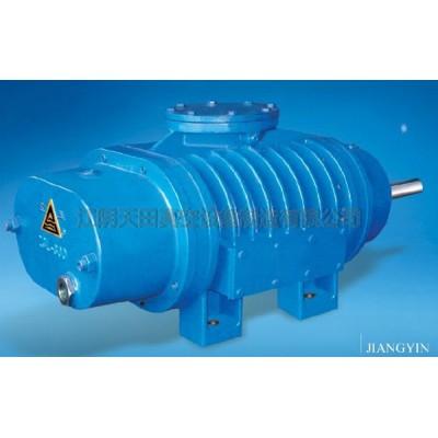 真空泵/ZJL型氣冷式羅茨真空泵