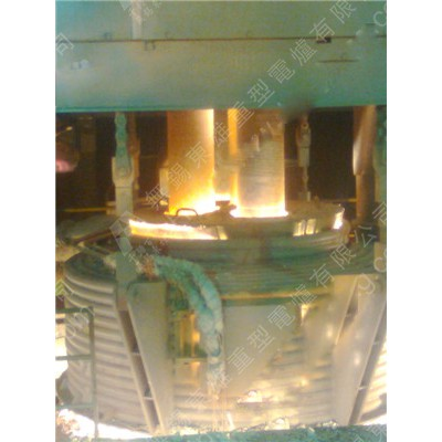 電爐/鋼包精煉爐(LF)1