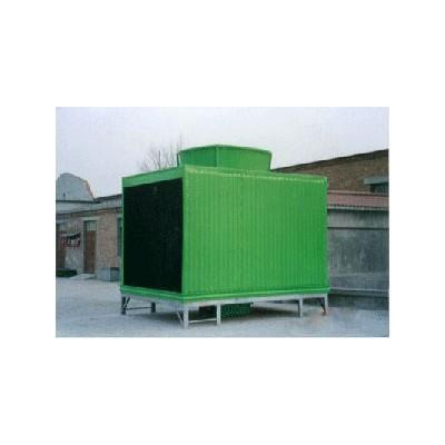 冷卻塔廠家/方形橫流式冷卻塔的結構特點