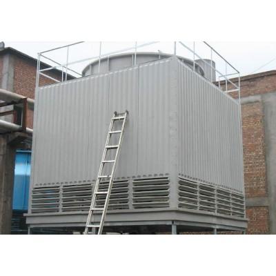 冷卻塔廠家/方形逆流式玻璃鋼冷卻塔技術說明