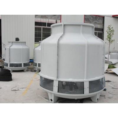 冷卻塔廠家/圓形逆流式玻璃鋼冷卻塔結構特征