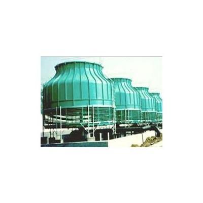 冷卻塔廠家/圓形逆流式玻璃鋼冷卻塔使用中的具體作用