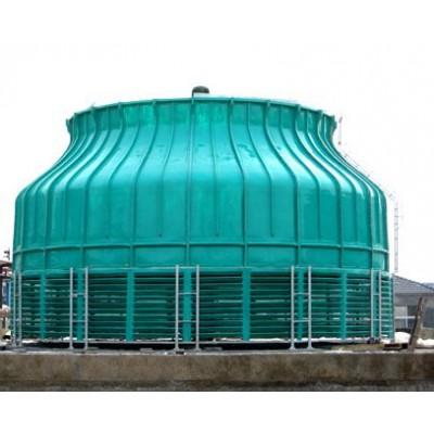 上虞冷卻塔/玻璃鋼冷卻塔的冷卻塔的工作原理
