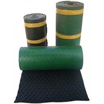 滾筒包膠/西安半硫化層滾筒包膠膠板
