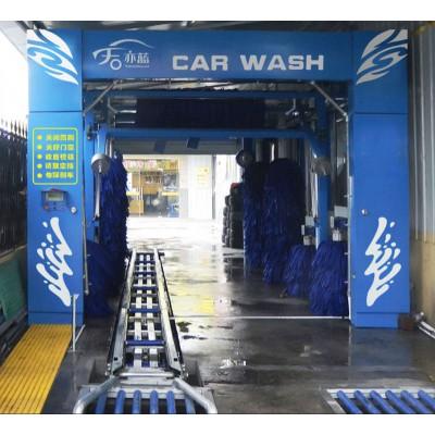 TS-900型隧道式洗車機-電腦洗車機