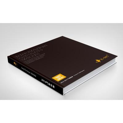 EMC中文大样本制作-宁波画册设计