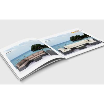 亨德森家具畫冊設計-寧波畫冊設計