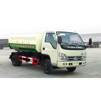福田奧鈴自卸式垃圾車-垃圾車廠家