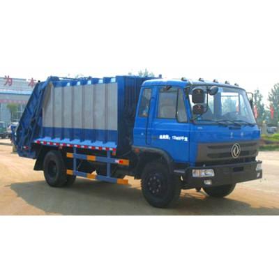東風145壓縮式垃圾車-垃圾車廠家