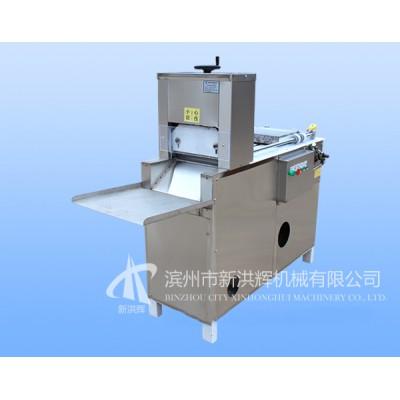 XHH-ZC自動型切片機-凍肉切片機