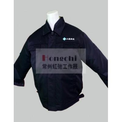 冬装棉袄工作服-常州工作服/无锡工作服/镇江工作服