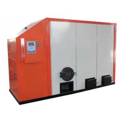 2015款生物質熱水爐