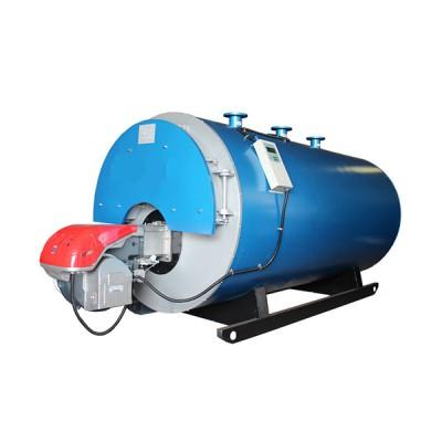 臥式燃油燃氣熱水爐天然氣熱水爐