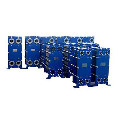 板式熱交換器-生物質熱水爐//生物質蒸汽爐/天然氣熱水爐