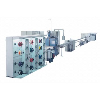 光纖擠(押)出機生產線-電線生產設備/網絡線設備/電線設備