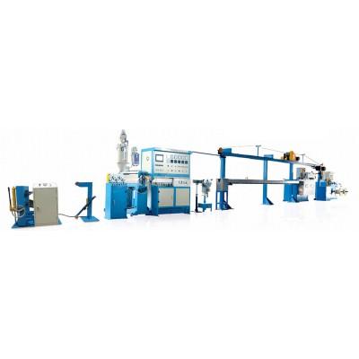 鐵氟龍擠(押)出機生產線-電線生產設備/網絡線設備/電線設備