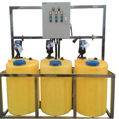自動加藥裝置/碧瑞達水處理