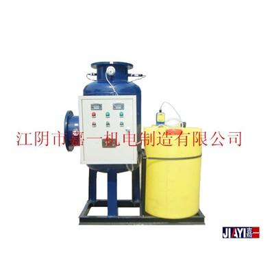 物化全程綜合水處理器-旁流水處理器