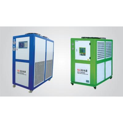 RA系列風冷螺桿式冷水機組-低溫冷水機/風冷式冷水機