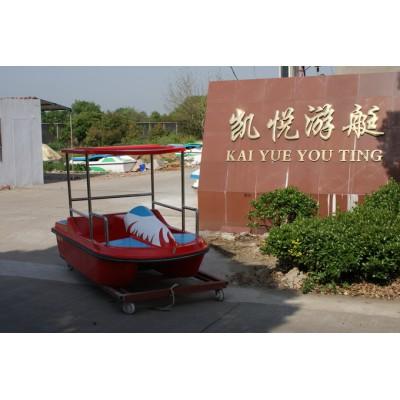 腳踏船K275 2人-腳踏船