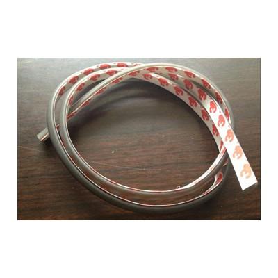 3M背膠硅膠密封條-密封硅膠條/耐高溫硅膠條