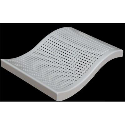 波紋氟碳鋁單板-氟碳鋁單板/幕墻鋁單板