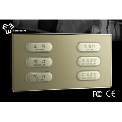 """""""紳典""""系列輕點開關-酒店客控系統"""
