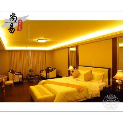 酒店客房床