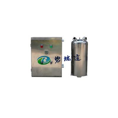 內置式水箱消毒器