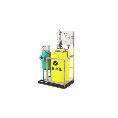 物化全程綜合水處理器